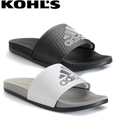 premium selection 48019 334c2 Adidas Adilette Supercloud Plus Mens Slide Sandals (3 Colors)