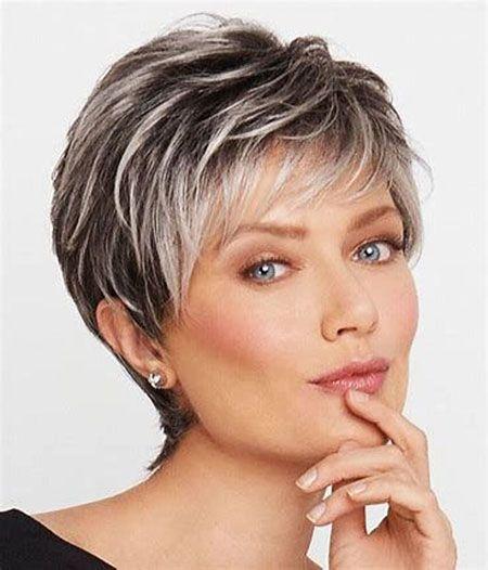 Pin auf kurz Haar Frisuren