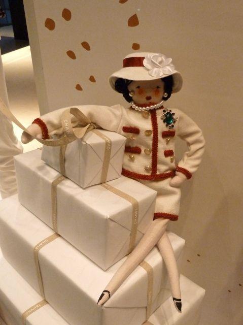 Mini Ms. Chanel Doll
