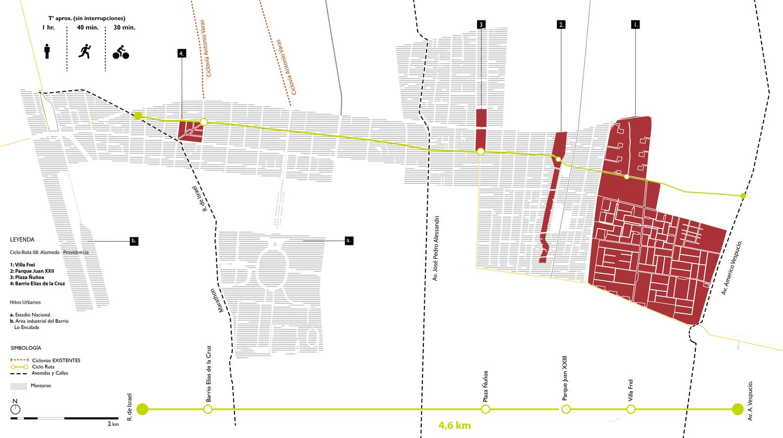 LOFscapes Ciclo·ruta Dublé Almeyda