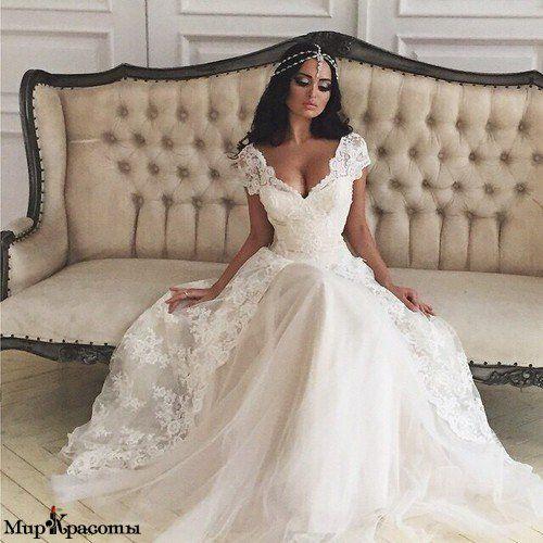 Arabic Bridal Dress