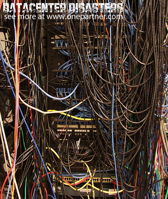 404 File Or Directory Not Found Data Center Rack Server Room Disasters