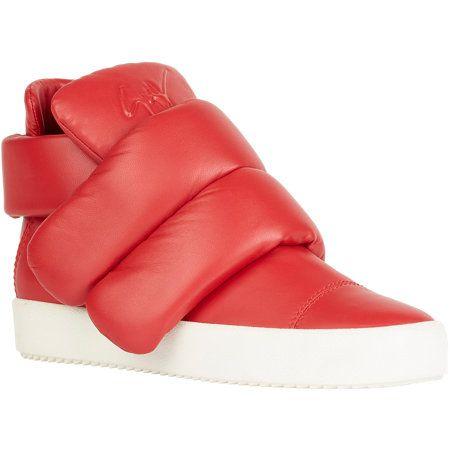 Giuseppe Zanotti Puff-Strap Sneakers at