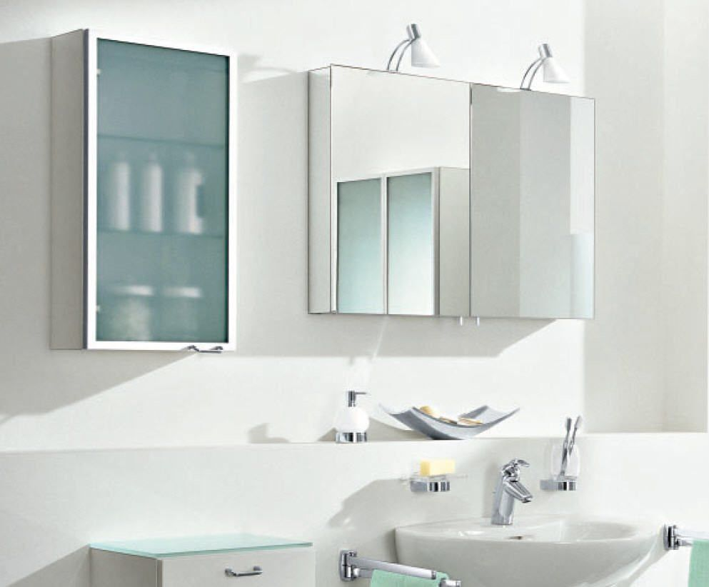 2019 Modern White Bathroom Wall Cabinet - Interior House Paint ...