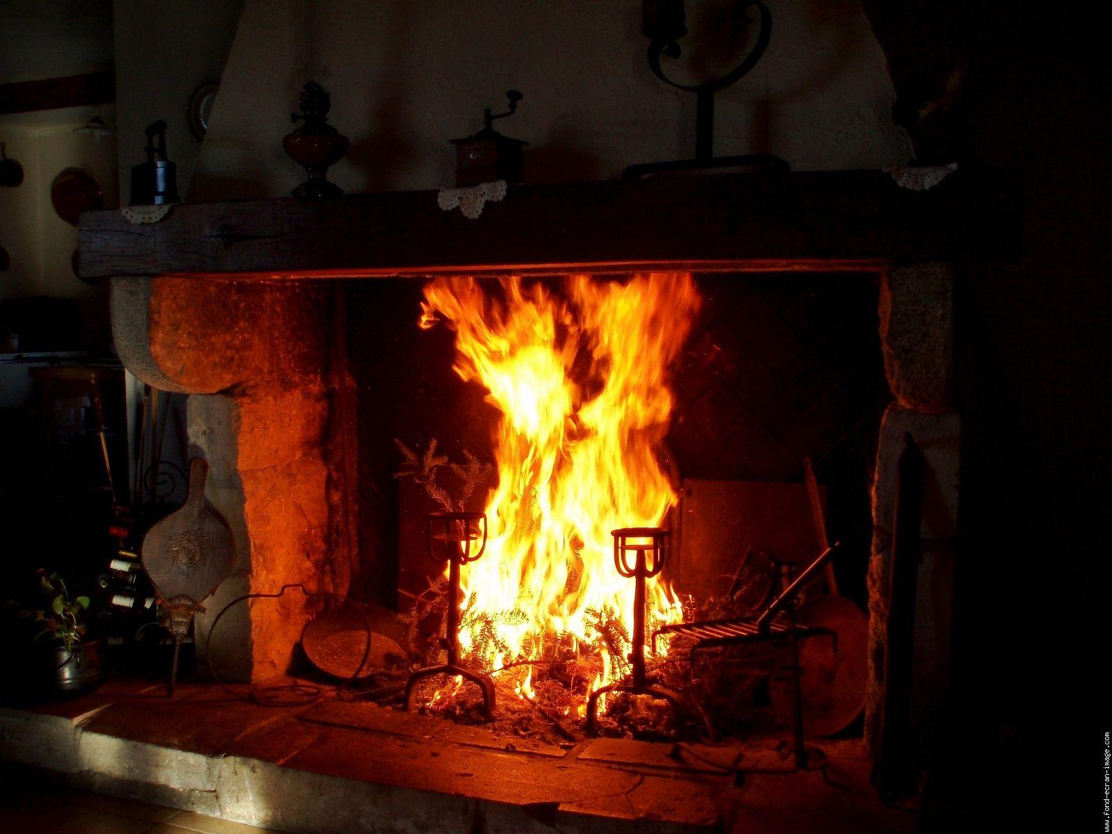 Belle cheminée ! N'est ce pas ?