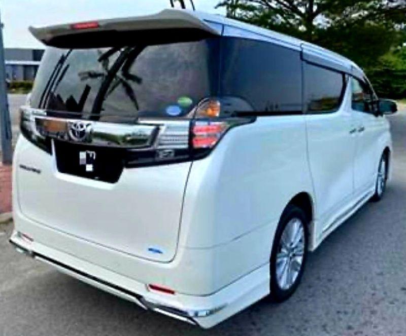 Kajang Selangor For Sale Toyota Vellfire 2 5 A 7 Seater Mpv Sambung Bayar Continue Loan 1800 Malaysia Cars Com Malaysia 36 In 2020 Sell Car Toyota Car Purchase