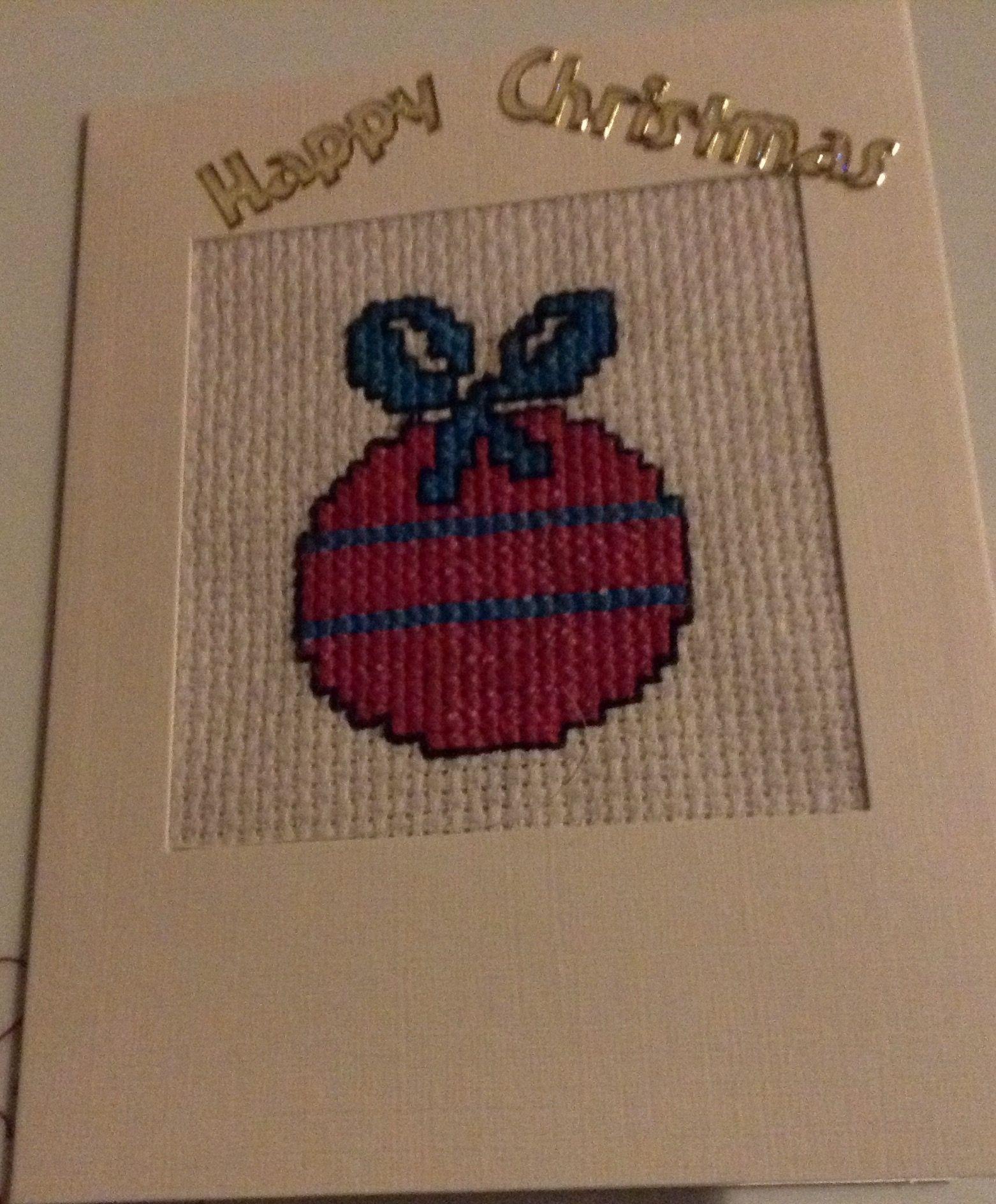 Pin By Jeni Neale On My Cross Stitch Cards