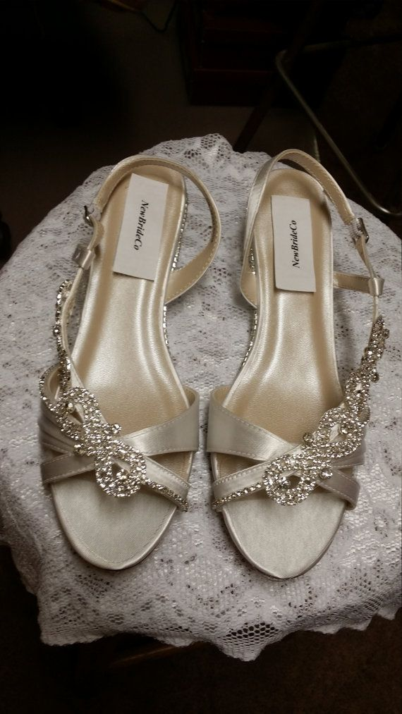 6540b41d262 Beautiful   Comfortable Shoes 1 Wedge  Lots of Bling!!!!! Colors