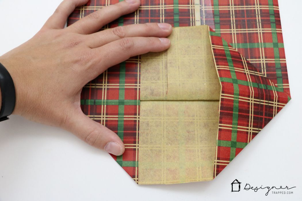 How To Make Gift Bag From Wrapping Paper | Home Design & Interior ...