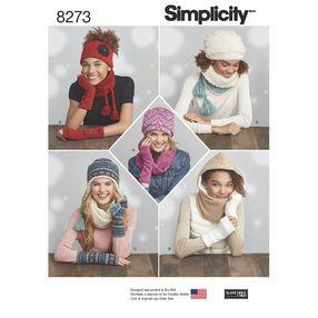 Simplicity 8273, verkrijgbaar bij www.naaipatronen.nl