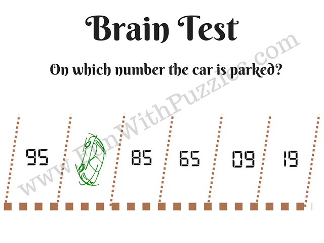 5 Awesome Parking Brainteasers To Test Your Mental Sharpness