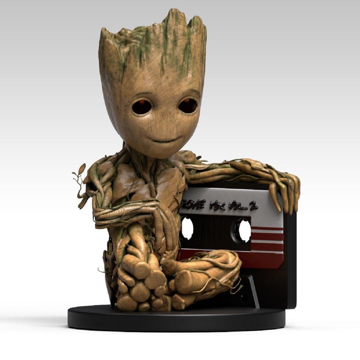 Gotg Vol 2 Baby Groot Bank Baby Groot Guardians Of The Galaxy Groot