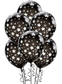 A Time To Party Birthday Balloons
