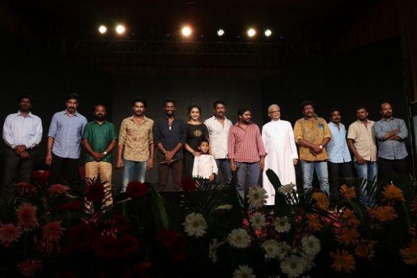 #Maaveeran_Kittu_Movie First Look&Teaser Launch - Stills....See at #Cinebilla.com