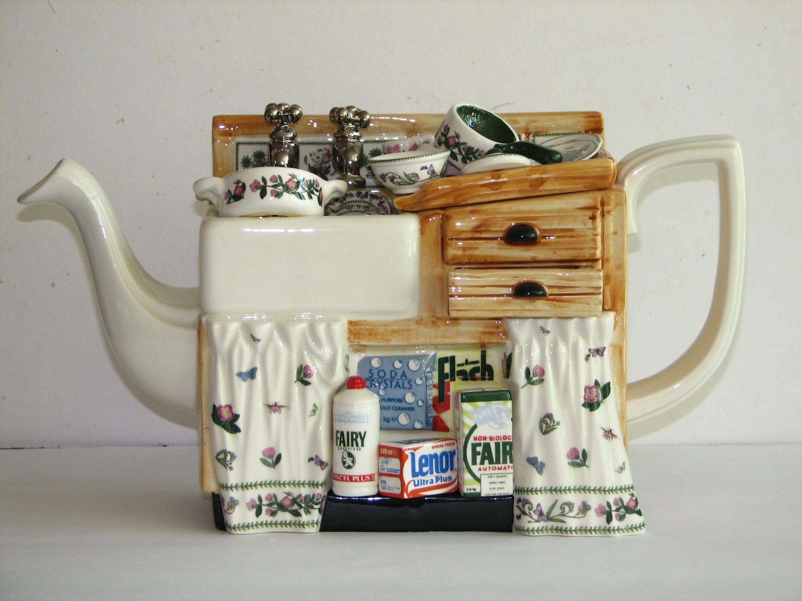 Tea Sets, China Porcelain, Chocolate Pots, Tea Parties, Cookie Jars,