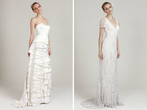 Temperley Bridal Wedding Dress Collection New 2011 2012