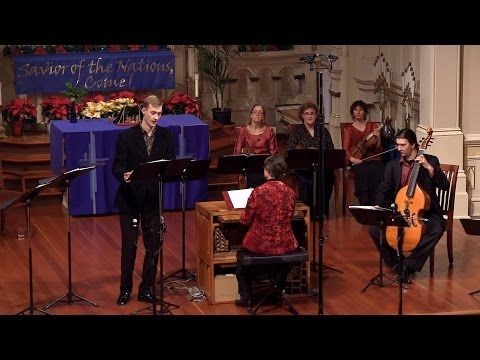 Monteverdi: Ab aeterno ordinata sum; John Taylor Ward, baritone, with Voices of Music - YouTube