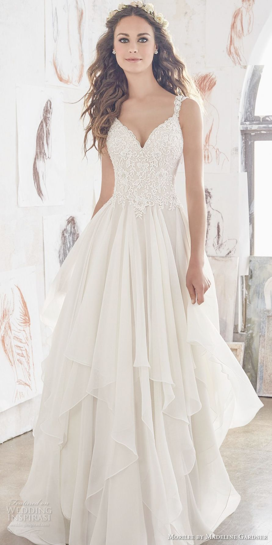 Illusion lace wedding dress  Illusion Lace A Line Wedding Dress Lace Wedding Dresses Auckland