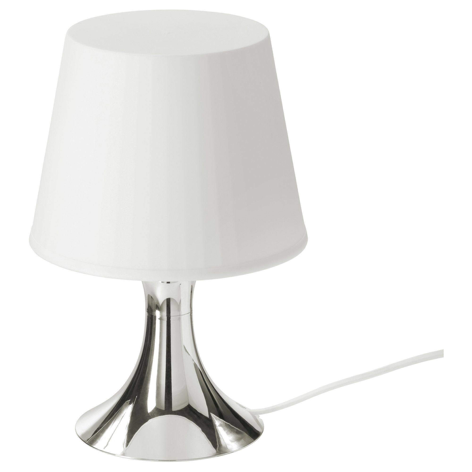 LAMPAN Table lamp with LED bulb light pink 11 | Table
