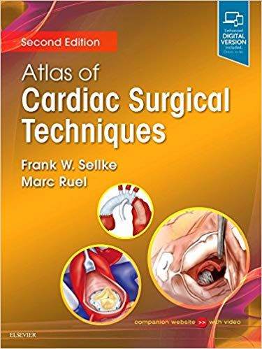 Atlas Of Cardiac Surgical Techniques 2nd Edition