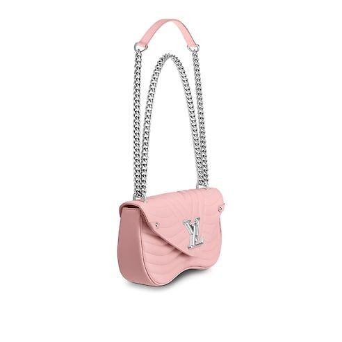View 3 - Louis Vuitton New Wave Chain Bag MM LV New Wave Leather in Women s  Handbags Handbags collections by Louis Vuitton 45ef16fcc26ea