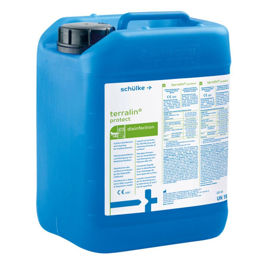 Terralin Protect Kanister 5 Liter Desinfektion Und Reinigung V