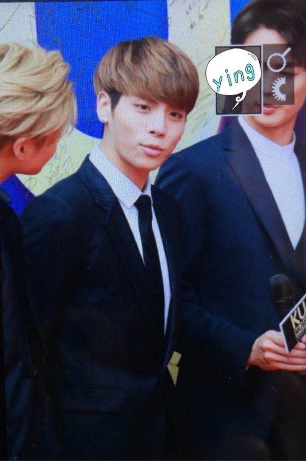 160329 SHINee Jonghyun - KU Asia Music Awards in Guangzhou