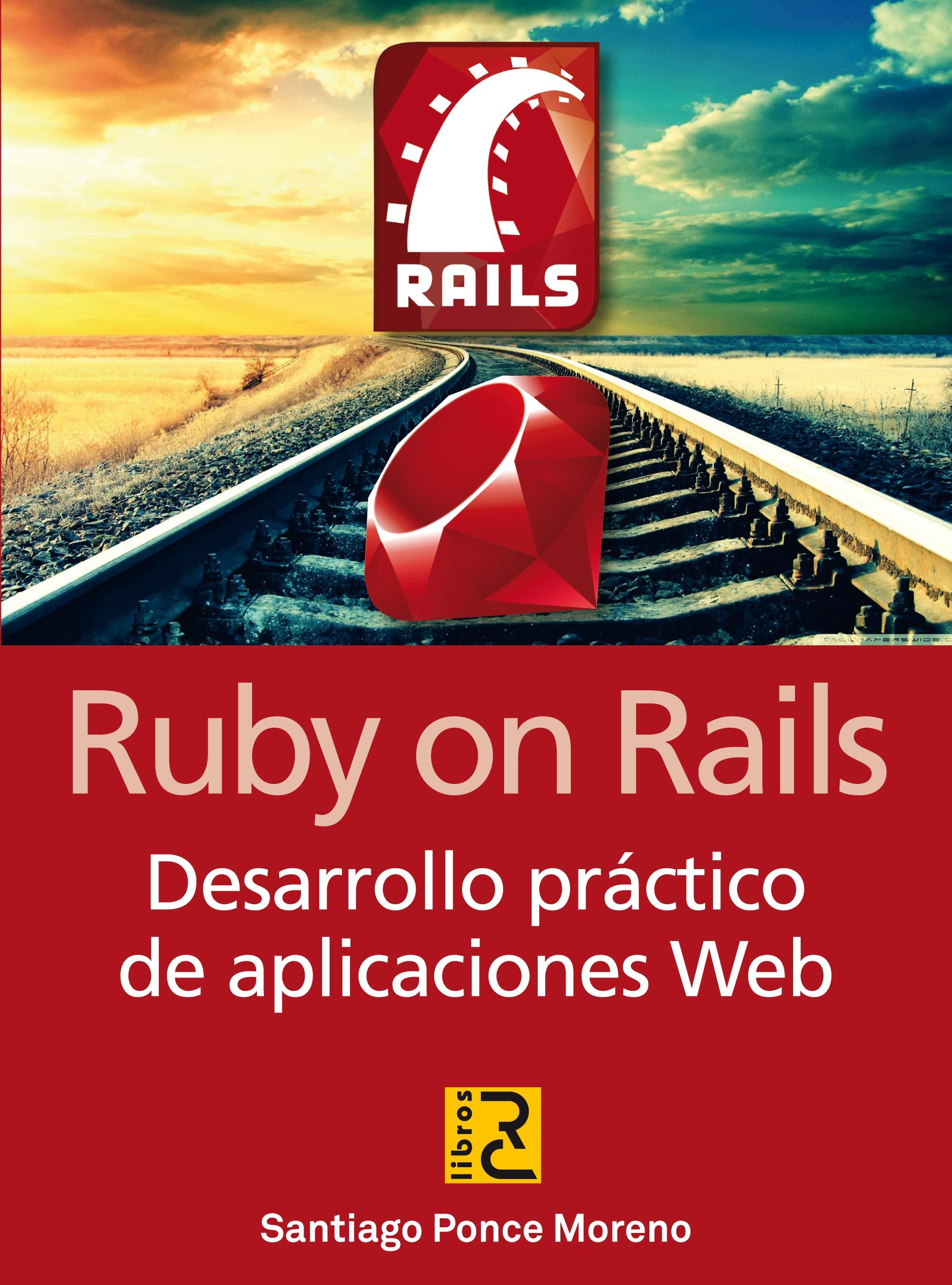 Libro Ruby On Rails Pin De Rc Libros Editorial En Libros Libros De