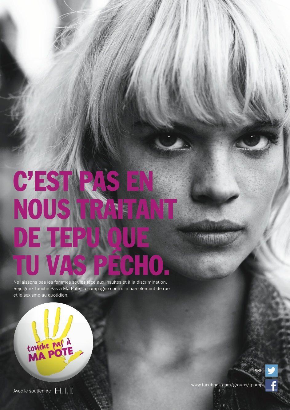 Exceptionnel Touche Pas à Ma Pote, contre le harcèlement de rue et le sexisme  IE62
