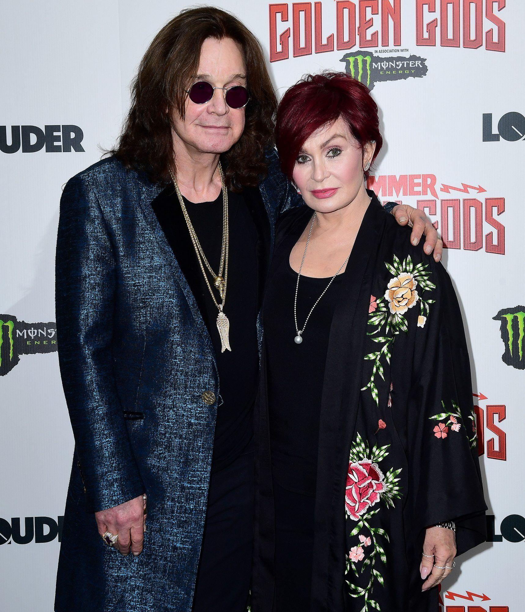 Sharon Osbourne Shares Health Update on Husband Ozzy After