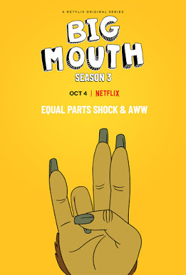 Big Mouth Season 3 Trailer Featurette Images And Posters Big Mouth Netflix Mouth