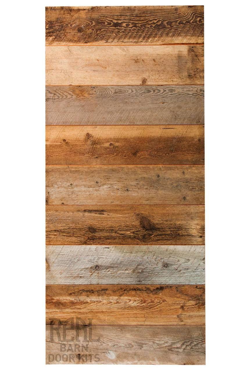 Real Sliding Hardware - SALVAGE Horizontal Plank Barn Door (Special Edition II) $1095.00  sc 1 st  Pinterest & Real Sliding Hardware - SALVAGE Horizontal Plank Barn Door (Special ...