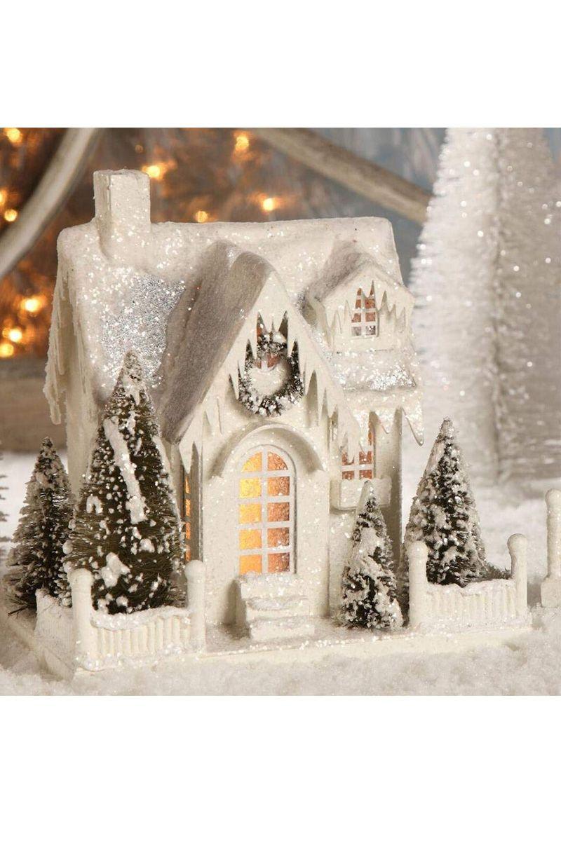 Bethany Lowe Christmas Village Large