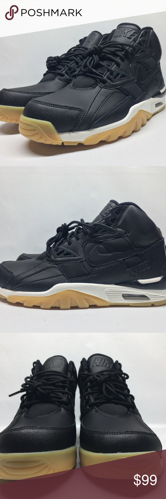 new styles f0587 e0bb4 Nike Air Trainer SC Winter Bo Jackson Black 9 Nike Air Trainer SC Winter Bo  Jackson