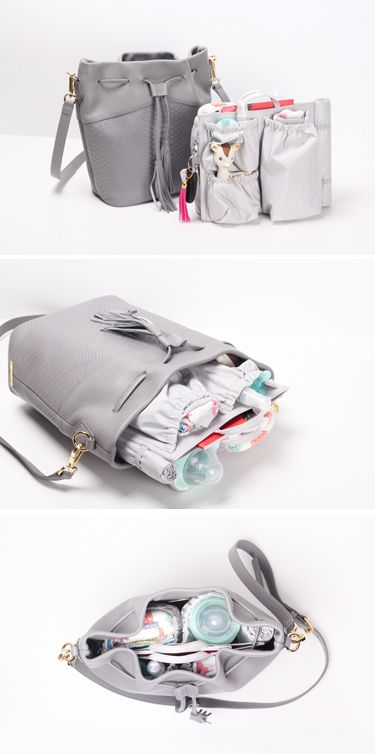 Our Smaller More Efficient Diaper Bag Organizer Insert Www Lifeinplaycompany