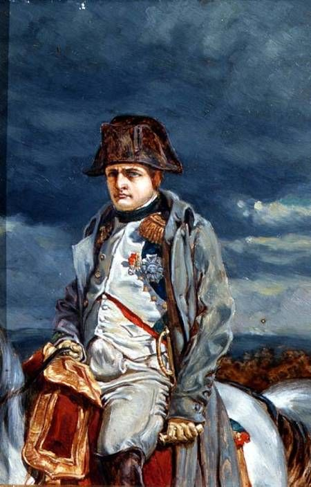 William Gersham Collingwood-Napoleon in 1814 (after Meissonier)