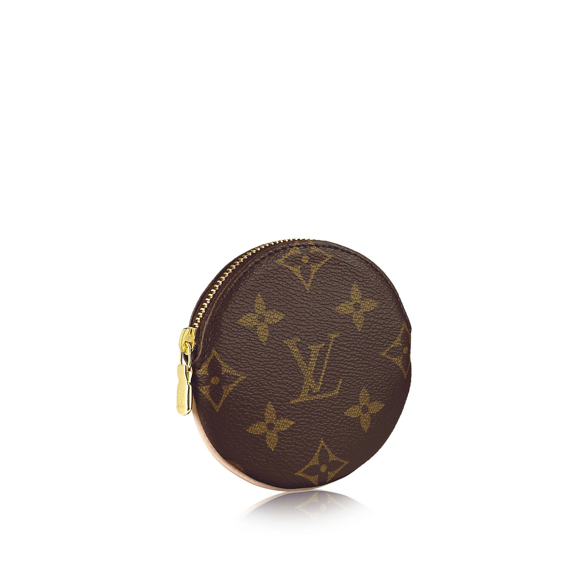 d5326b916395 Discover Louis Vuitton Round Coin Purse via Louis Vuitton