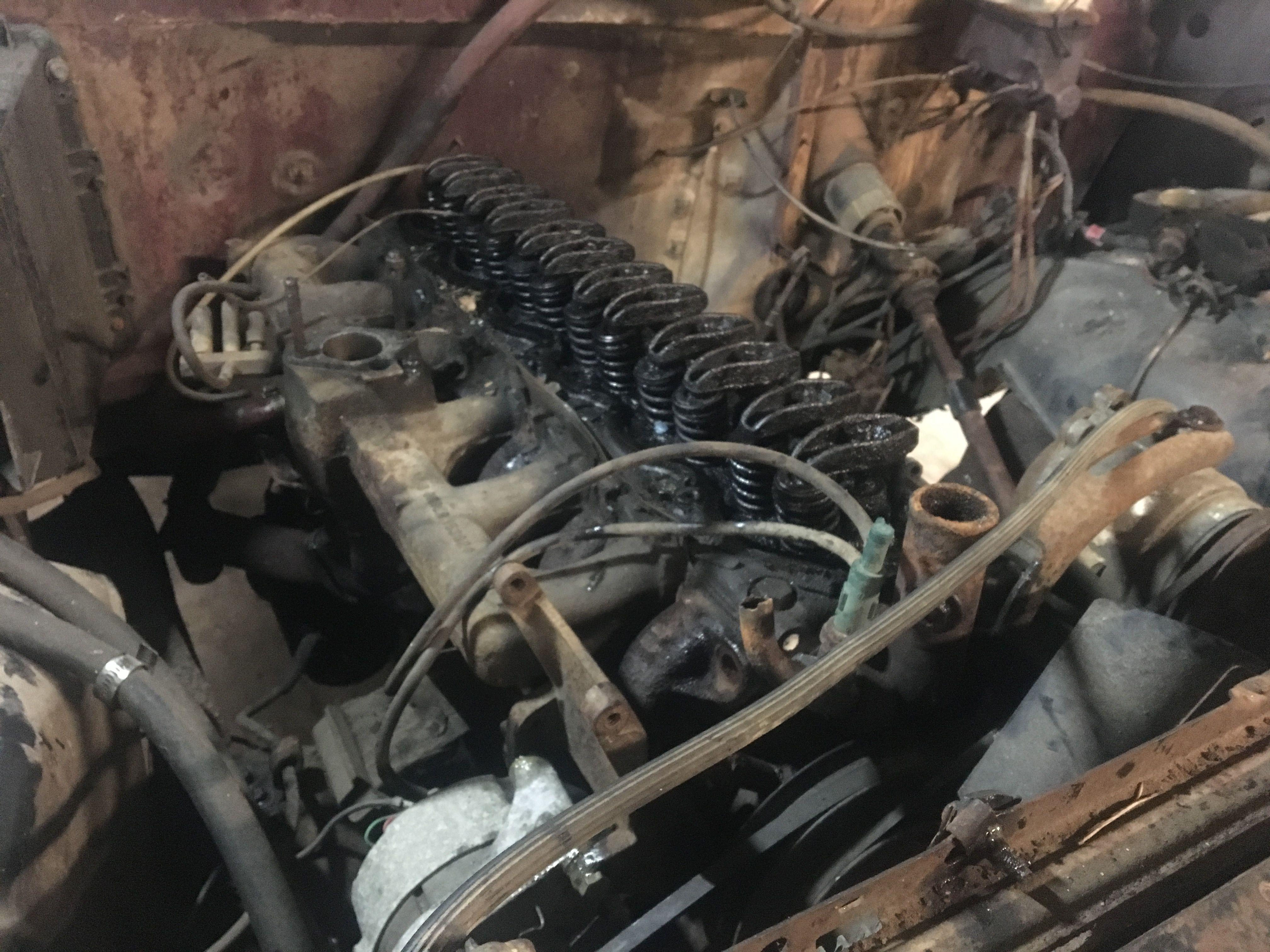 Carburetor For Ford 300 Inline 6