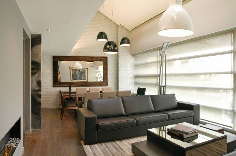 Apartment Anatole France by Kababie Arquitectos | Apartments ...