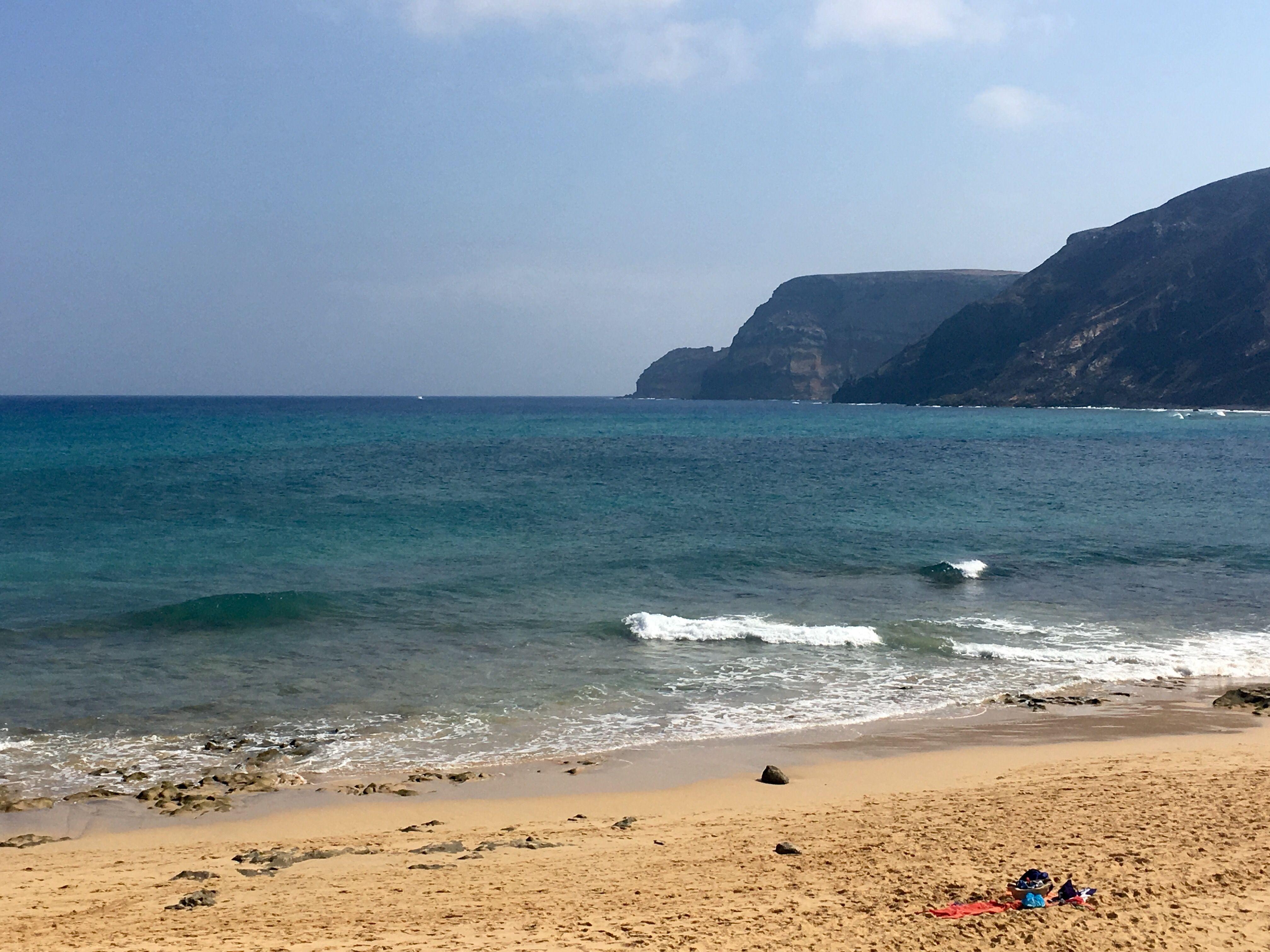 Porto Santo- Calheta 11.08.16🕶👙👣☀️