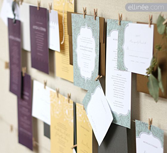 website for diy wedding invitations and programs