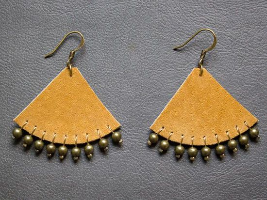 Photo of 30 Simple Ideas for Design of Handmade Leather Jewelry | Журнал Ярмарки Мастеров