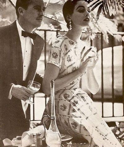 Harper's Bazaar, 1953