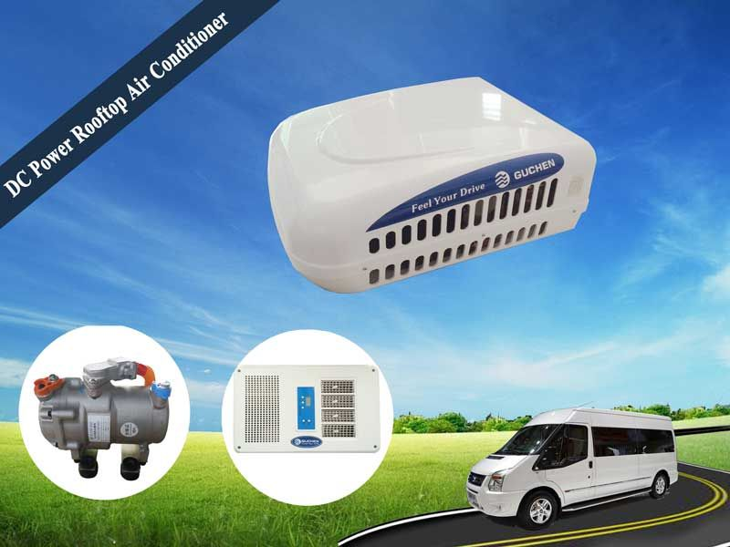 Ecooler Electric Air Conditioner For Truck Cab Saving More Fuel Air Conditioner Installation Trucks Cab