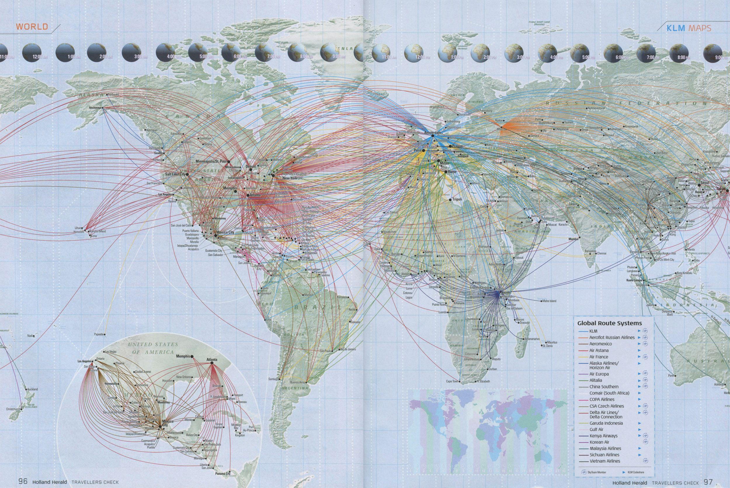 Air Way Map Google Search Jojo Pinterest - Delta route maps