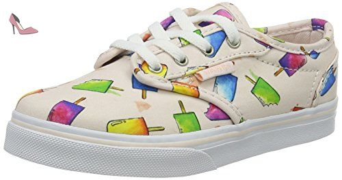 chaussure fille 35 vans