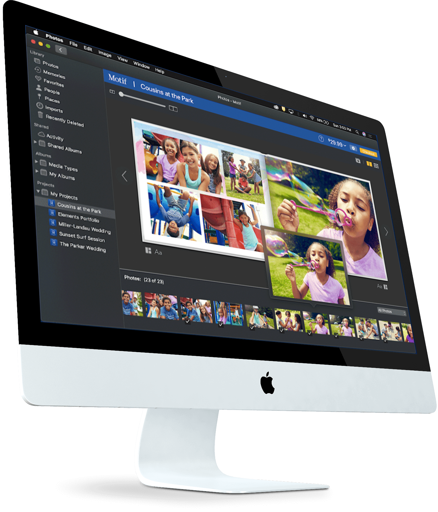 Meet Motif  Easily create a professional-quality photo book in