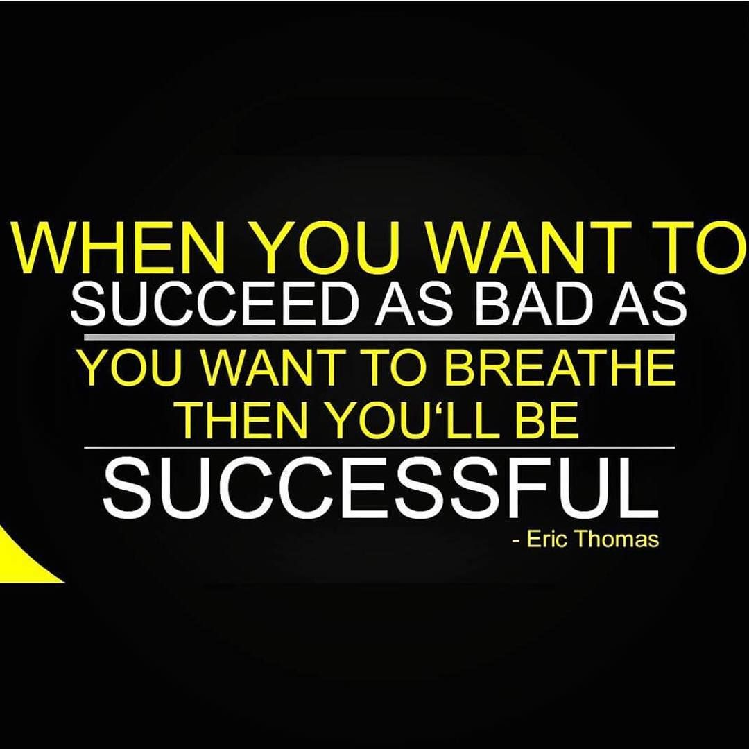Eric Thomas Quotes Entrancing Eric Thomas Quote  Follow Motiversity For More  Eric Thomas . Inspiration