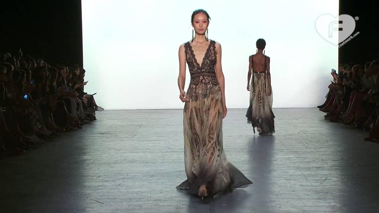 Tadashi Shoji - New York Fashion Week Spring/Summer 2017 - Fashion Network