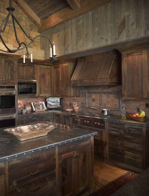 Cuisinie Rustic Kitchen Backsplash Rustic Home Design Rustic Kitchen